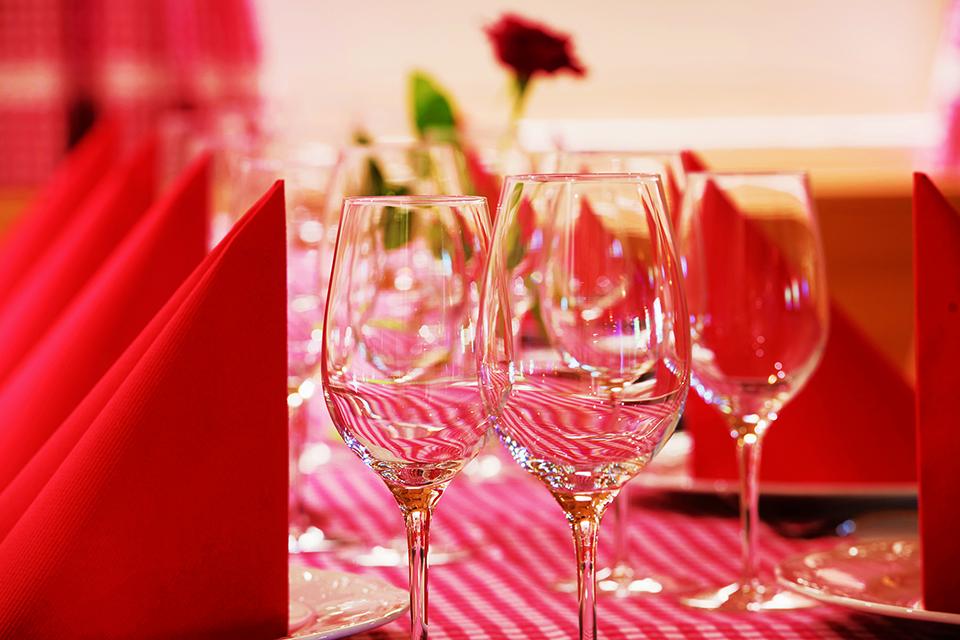 Veranstaltungsraum Bangshof Ruggell für Geburtstagsfeiern, Hochzeiten, Firmenfeste